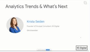 數據工具應用趨勢與Google Analytics App + Web介紹